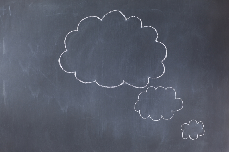 3625797-empty-cloud-bubbles-on-a-blackboard