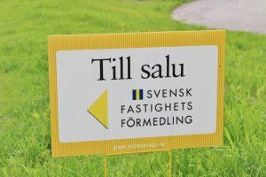 Till salu svensk fast